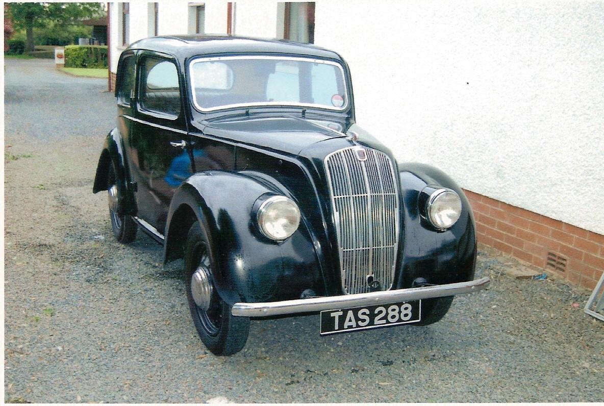 Banbridge Old Vehicle Club Northern Ireland
